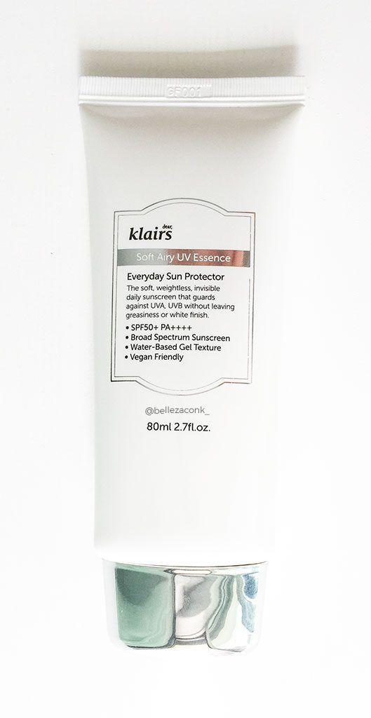 Klairs Soft Airy UV Essence 2