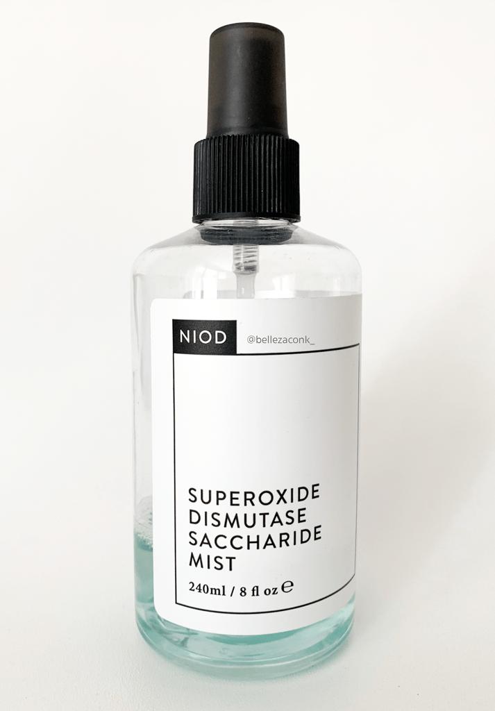 NIOD Superoxide Dismutase Saccharide Mist SDSM2 opinion 2