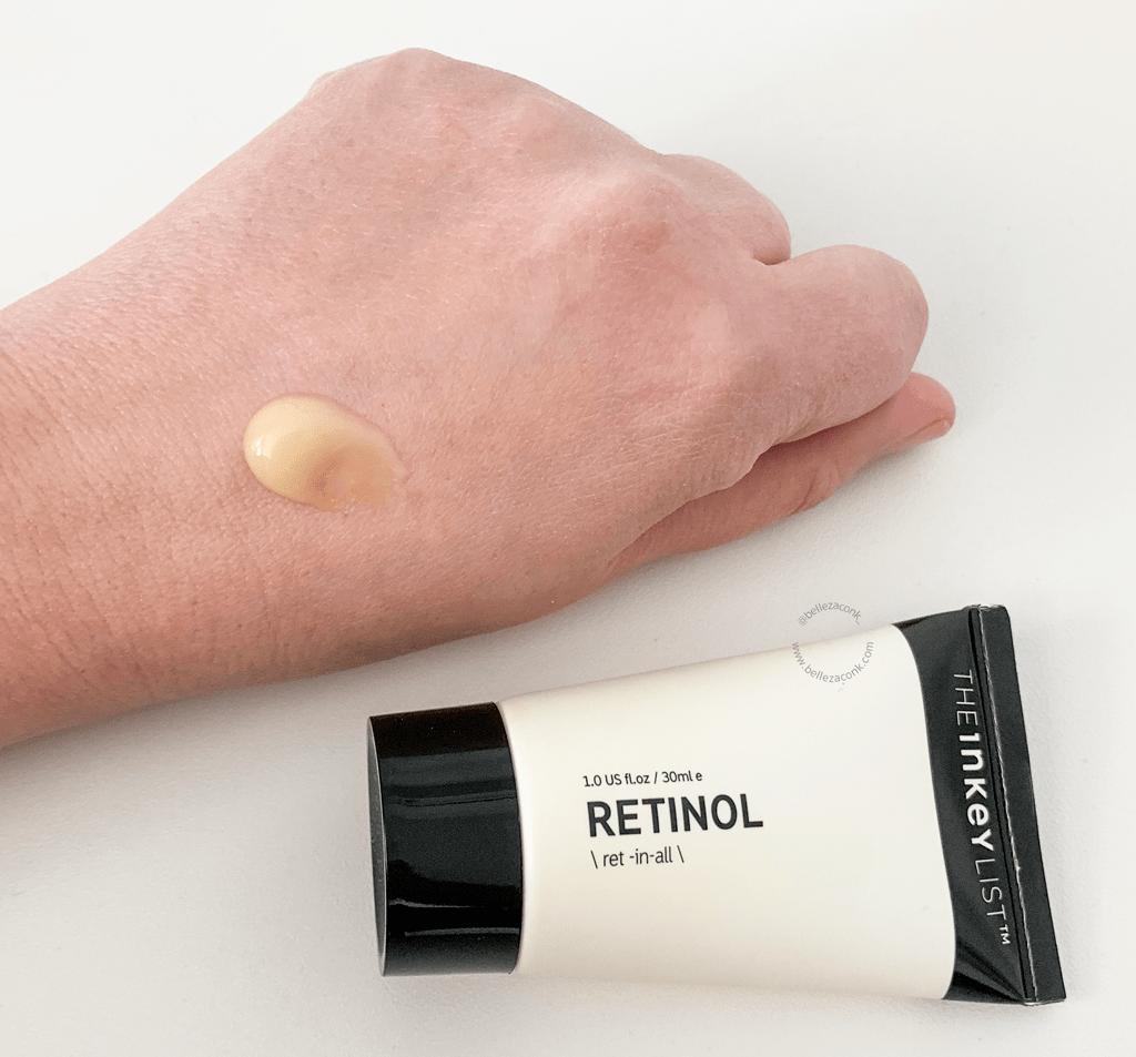 Retinol productos recomendados para empezar 3