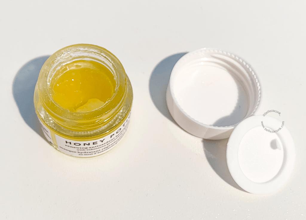 Review Farmacy Honey Potion Mask 4
