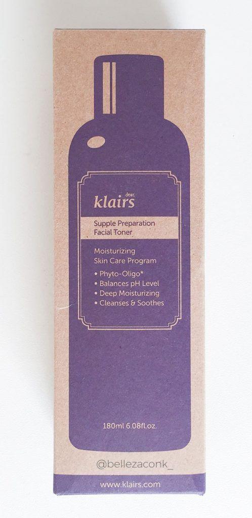 Review Klairs Supple Preparation Facial Toner 4