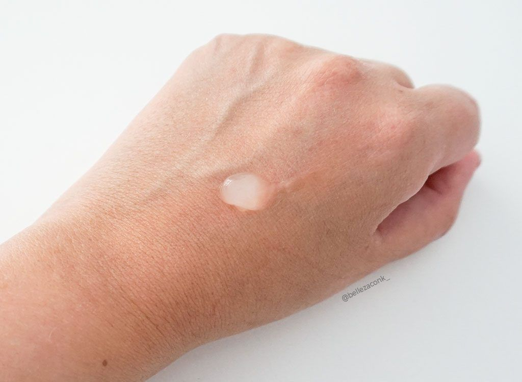 Review Mizon Snail Gel Recovery Cream 6