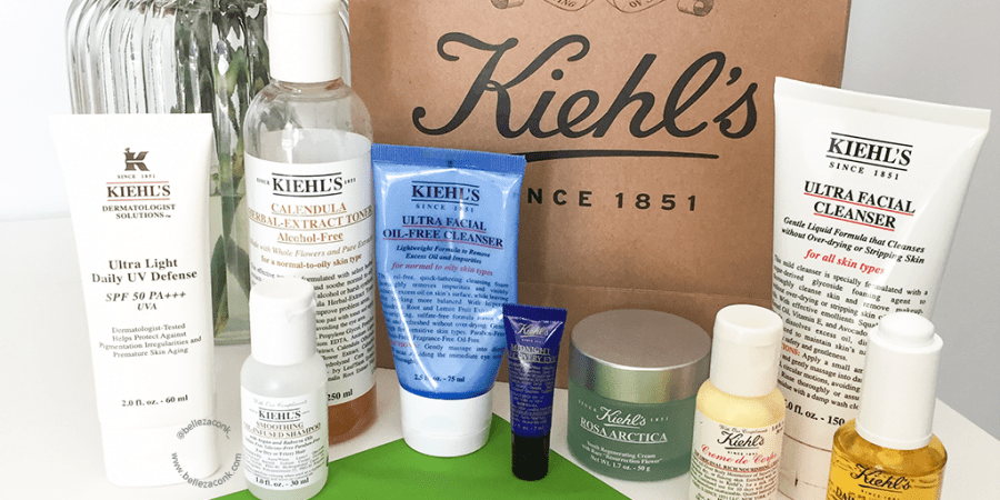 Review productos Kiehls 1
