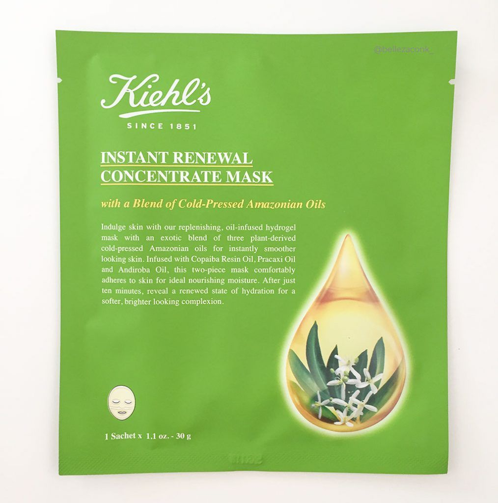 Review productos Kiehls 6