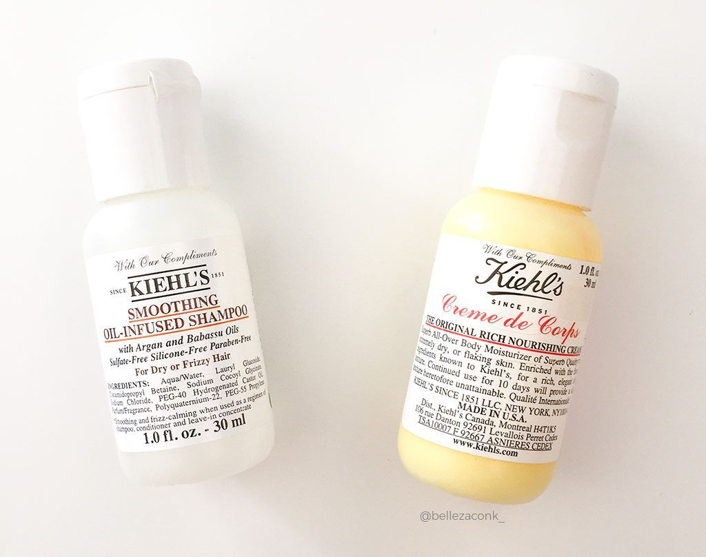 Review productos Kiehls 8