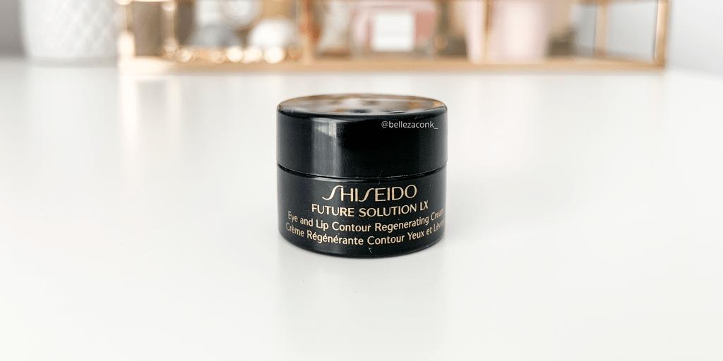 Shiseido Solution LX Eye Lip Contour Regeneration Cream opinion 1
