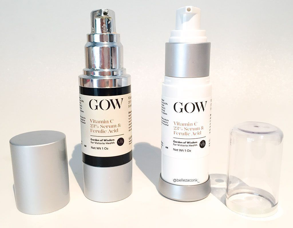 Vitamina C GoW 5
