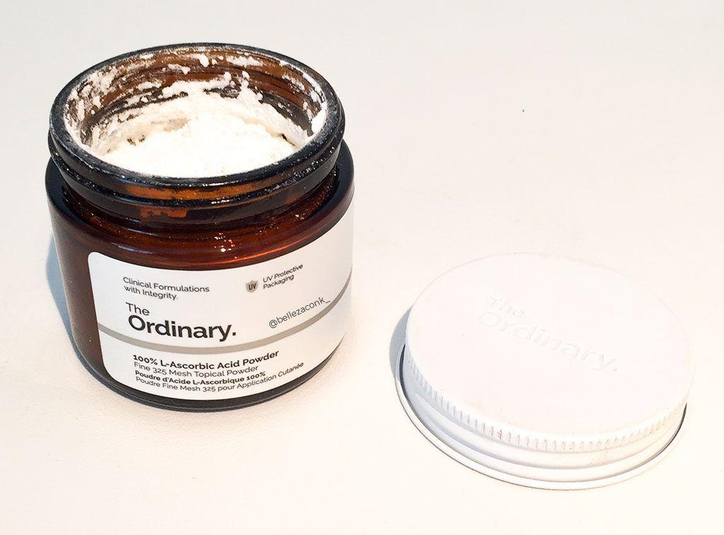 Vitamina C The Ordinary 7