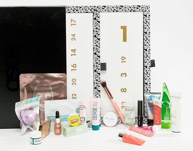 calendarios de adviento de belleza 2018 6
