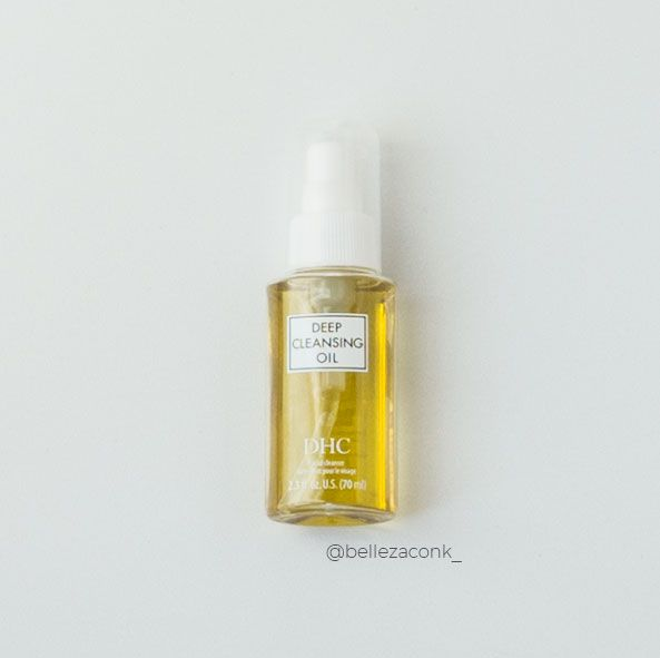 limpieza con balsamos o aceites dhc deep cleansing oil 8