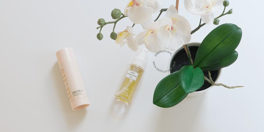 productos para la doble limpieza facial 1