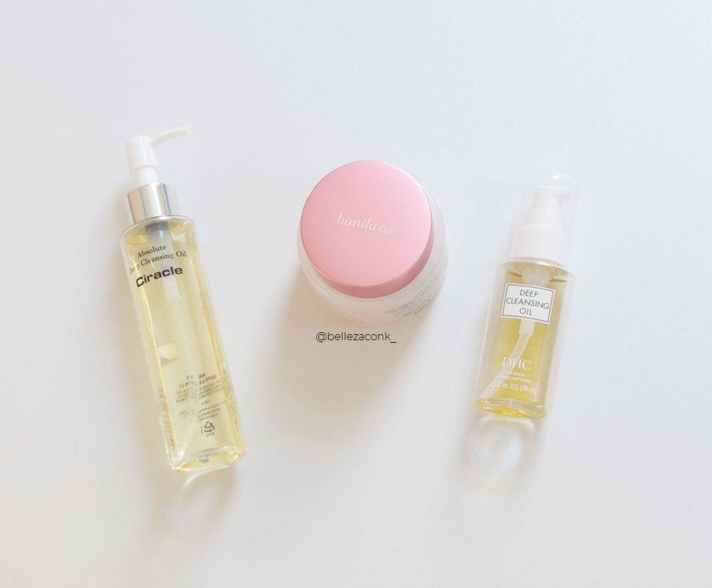 productos para la doble limpieza facial 2